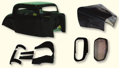 Antique & Collectible Autos :: 34/35 Chevy Standard