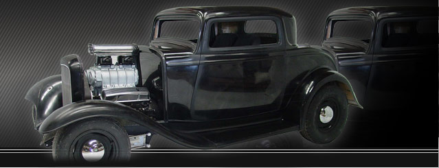 AC AUTOS :: Fiberglass Body Replicas :: Street Rod Body ...