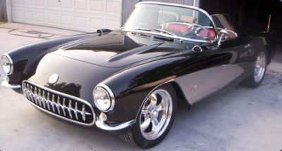 Antique & Collectible Autos :: 56/57 Corvette