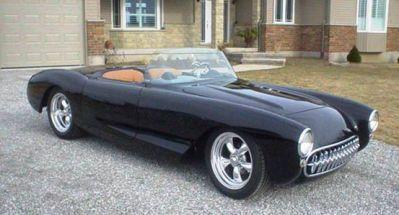 Antique & Collectible Autos :: 56/57 Corvette