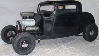 32 Ford 3 & 5 Window Coupes Complete Body & Chassis Packages